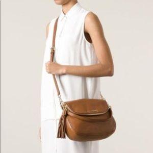 Michael Kors ARIA studded Crossbody bag. Medium